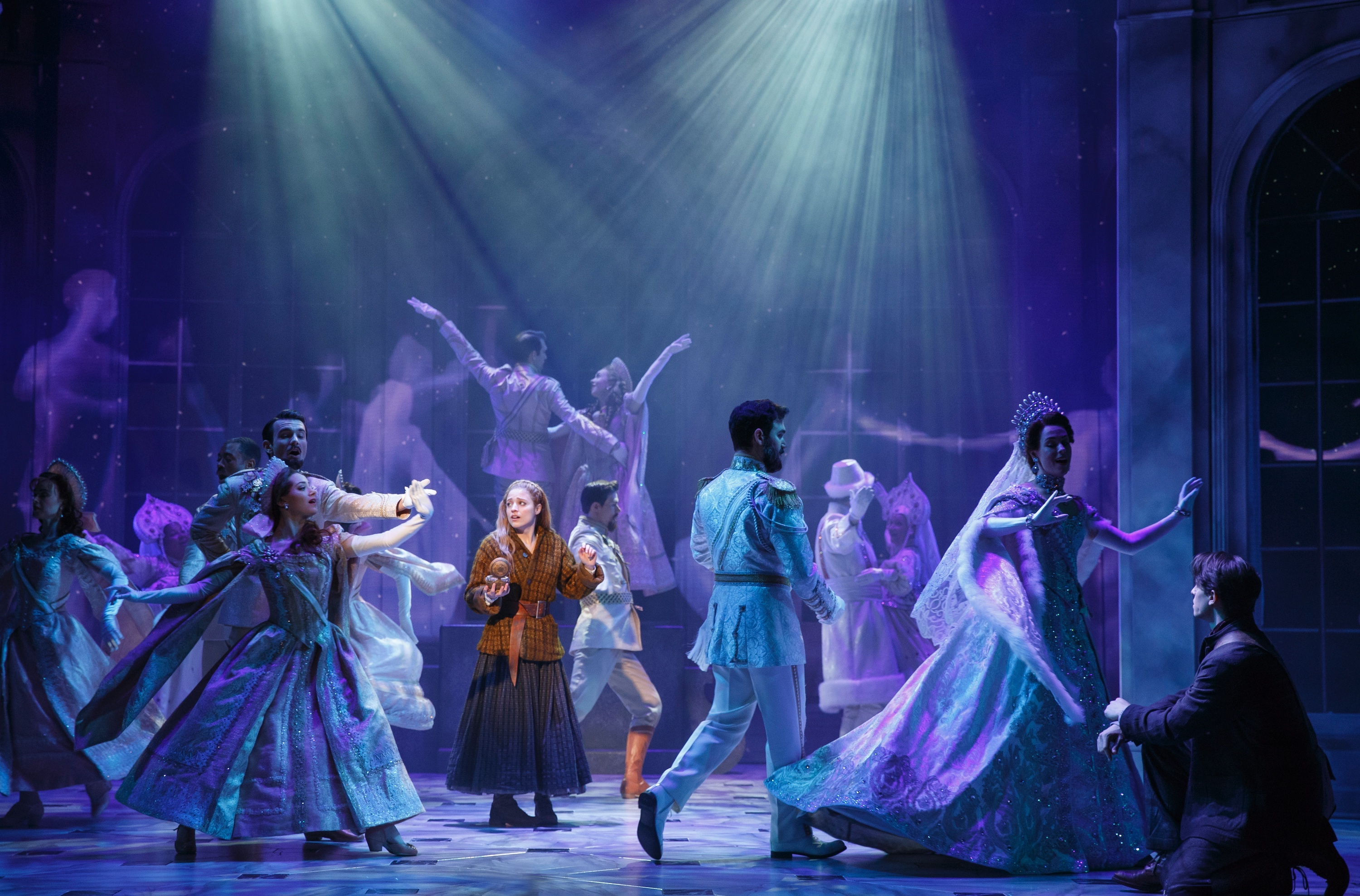 The Journey Of Anastasia To Broadway Arts Culture