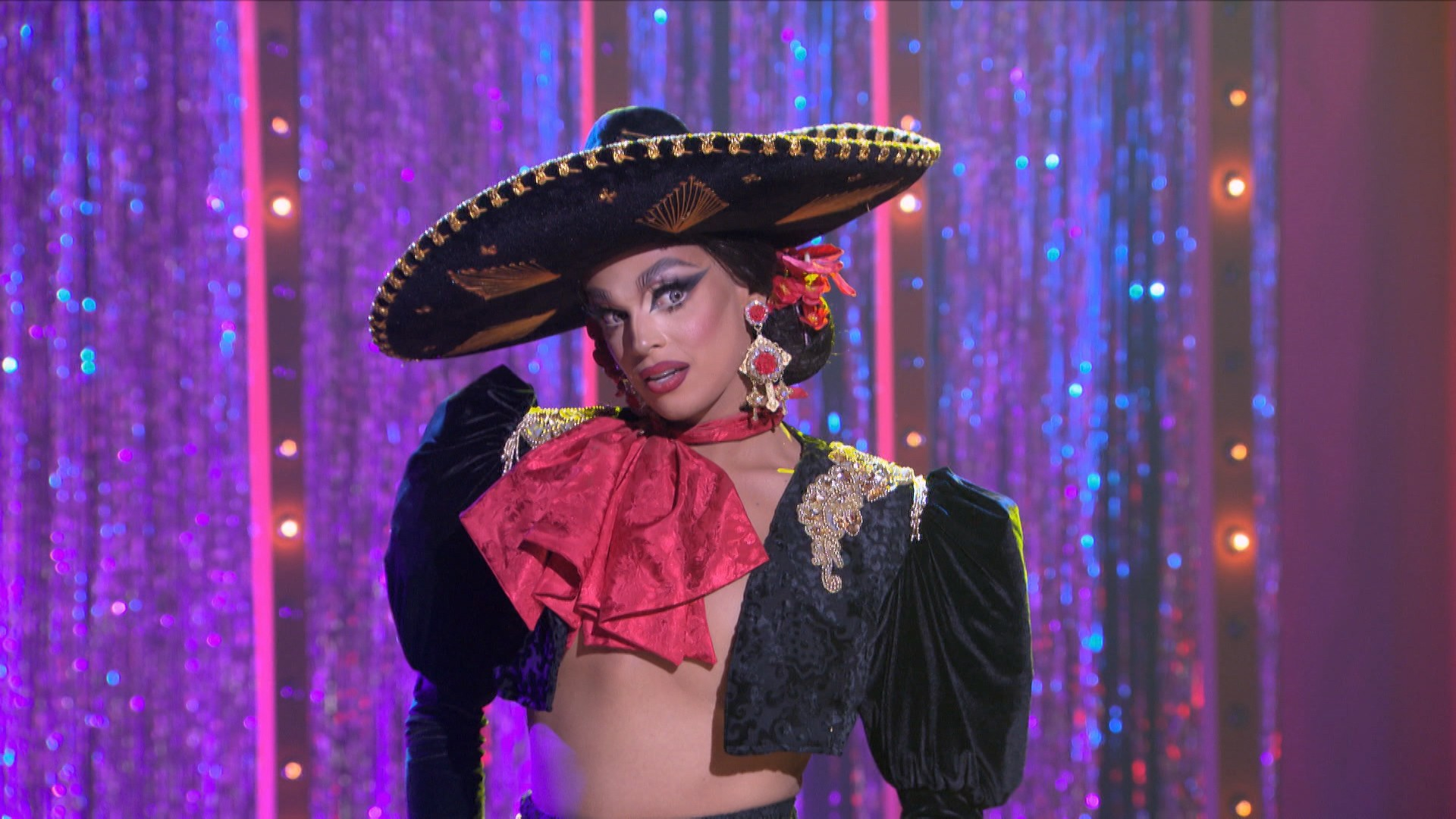 how valentina from 'rupaul's drag race' represented the latinx