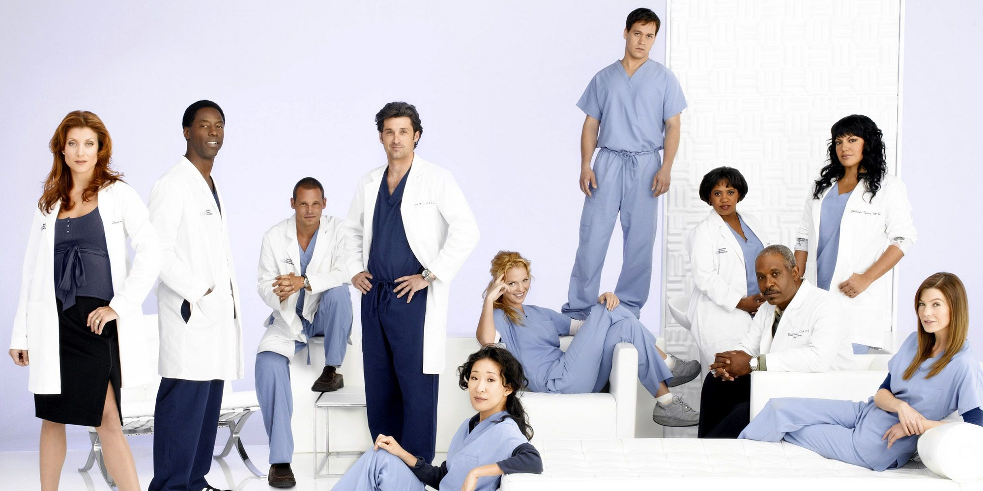 Why 'Grey's Anatomy' Is the Perfect Show to Binge – Arts +