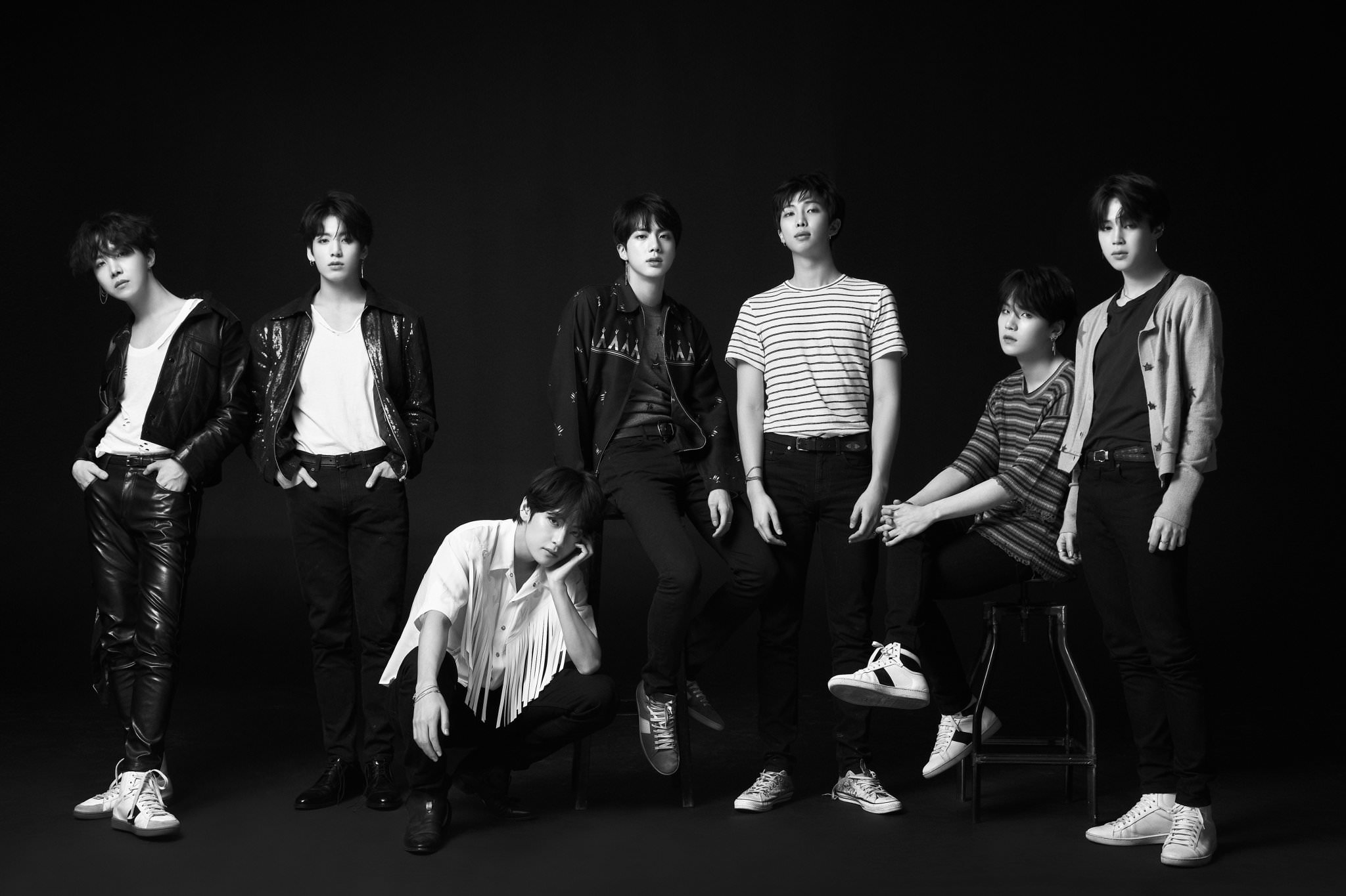 Bts Just Became The First East Asian Artists To Top The Billboard
