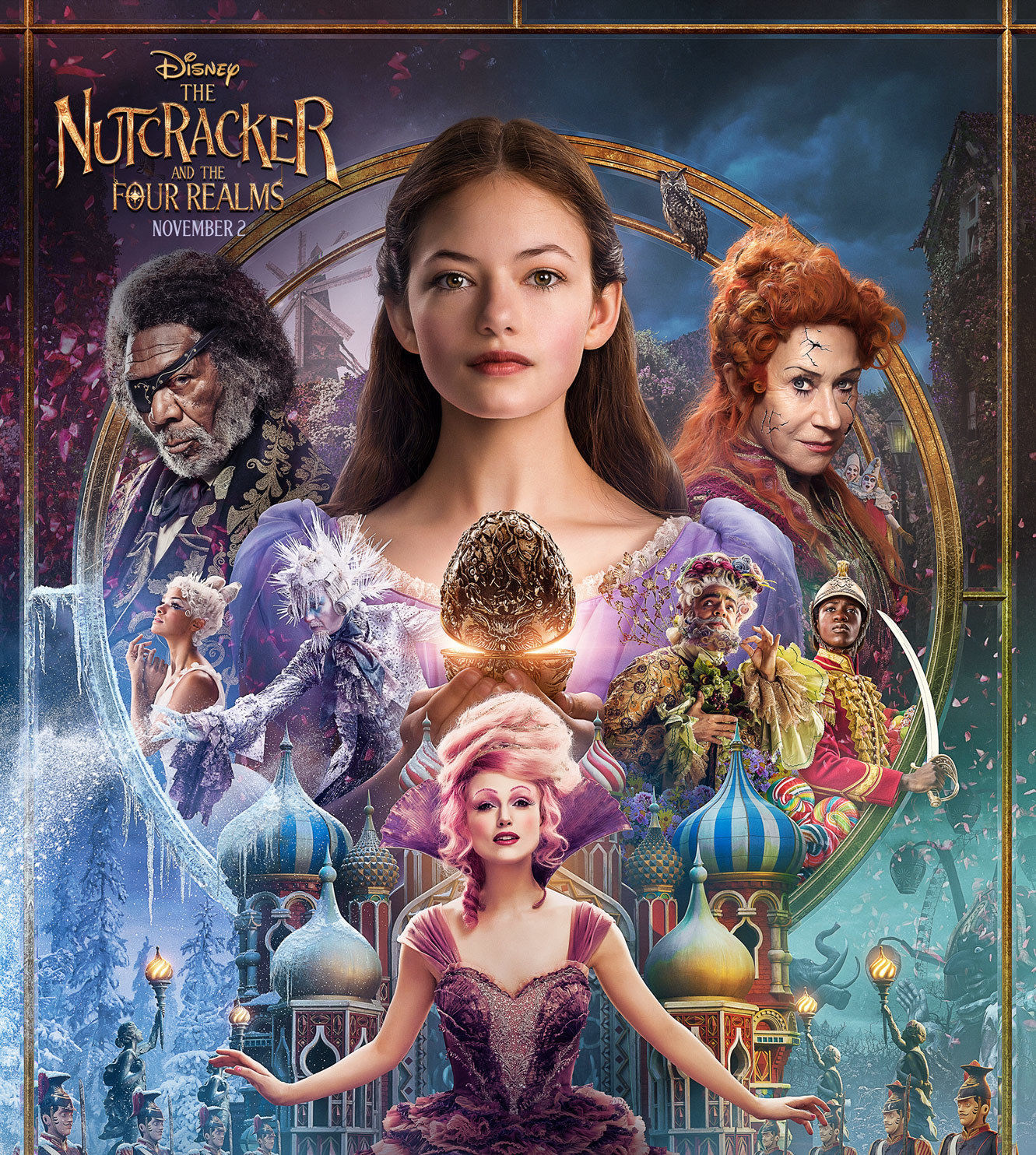 "Why I\'m Not Excited To See Disney\'s ""The Nutcracker And The Four ..."